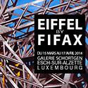 Emailing Exposition Eiffel By Fifax au Luxembourg